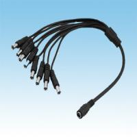 Wholesale 8 Way Splitter Cable for Surveillance Cameras from china suppliers