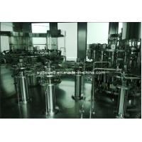 Wholesale Safe Hot Filling Machine Full Automatic For Fruit Juice / Tea Bottling from china suppliers