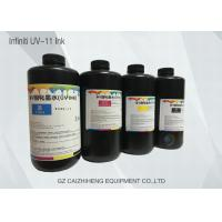 Wholesale Curable Flatbed LED UV Ink Strong Chemical Resistance Infiniti UV-11 from china suppliers