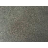 Wholesale 400g/M Natural Flannel Wool Fabric Soft Coffee Heather Multi Functions from china suppliers