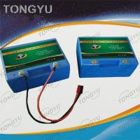 Wholesale E Motion Caddy Lithium Golf Trolley Battery12V 12.8V 16Ah / LiFePO4 Batteries from china suppliers