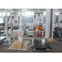 Wholesale Lab Drop Tester Machines For Package Drop Testing Satisfy GB , IEC , ASTM , ISTA And Other Standard from china suppliers