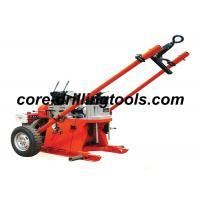 Buy cheap SPT Test Drilling Engineering Diamond Underground Drill Rigs High Torque from wholesalers