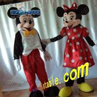 Wholesale Mickey Minnie mouse mascot costume from china suppliers