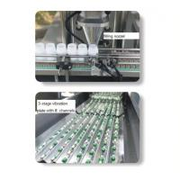 China Medical Counting And Packing Machine Multi Vibration Plate Bottle Packaging on sale