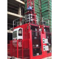 Wholesale High Speed Building Hoist SC200/200G--mingwei@crane2.com from china suppliers