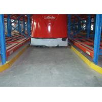 Wholesale Powder Coated VNA Pallet Racking heavy duty racking pallet storage from china suppliers