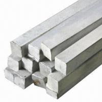 Wholesale Steel Square Bar for Frame Work, Braces, Supports, Shafts and Axel  from china suppliers