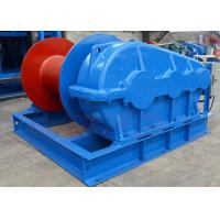 Wholesale Slow speed explosion-proof heavy building material winch for pulling lifting from china suppliers