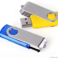 Wholesale Top selling cheapest colorful twister usb flash drive with life warranty from china suppliers