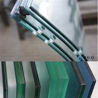 Wholesale High quality 5+5,6+6,8+8,10+10,12+12mm heat soaked toughened tempered laminated glass fact from china suppliers