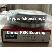 Wholesale  Brand 22208E Spherical Roller Bearings with Cylindrical Bore from china suppliers