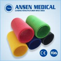 China Orthopedics Consumables Colored Fiberglass Casting Bandage with 5cm to 15cm width on sale