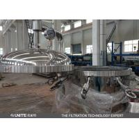 Buy cheap UNITE Quick Open Multi Bag Filter With SS304 Stainless Steel Shell from wholesalers