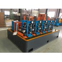 Wholesale Carbon Steel Tube Mill Machine or Machine Unit for High-frequency Straight Seam Welded Pipe from china suppliers