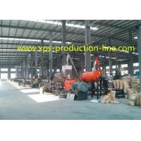 Wholesale Economic XPS Foam Board Extrusion Line , Styrofoam Insulation Sheets Machine from china suppliers