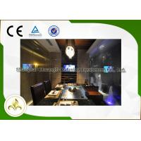 Wholesale Electrostatic Precipitator Teppanyaki Cooking Plate Restaurant Hibachi Grill Table from china suppliers