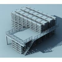 Wholesale Single Tier Or Multi - Tiered Warehouse Storage Mezzanine Floor System With Customized from china suppliers