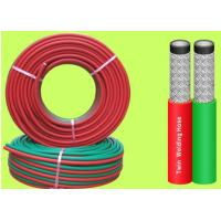 Wholesale EN 559 1 / 4 Inch 100 M Rolls Grade R Twin Welding Hose For Gas Cutting from china suppliers