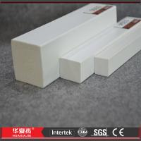 Wholesale 7ft 8ft 10ft 12ft PVC Trim Board Decorative White Vinyl PVC Foam Mouldings from china suppliers