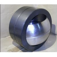 Quality Chrome Steel Joint Spherical Insert Plain Ball Bearing GE20C Free Maintenance for sale
