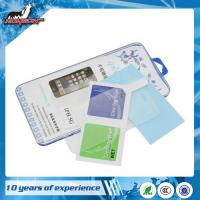 Wholesale For iPhone 5G Premium Tempered Glass Transparent Screen Protector from china suppliers