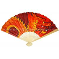 Wholesale Unique Bamboo Hand Folding Fans from china suppliers
