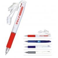 Wholesale lanyard ball pen,promotional pen with lanyard, gift lanyard pen advertising use from china suppliers
