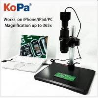 Wholesale 5.0 Mega Pixel WIFI Microscope HD Sensor Support Ipad and Iphone from china suppliers