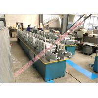 Wholesale Galvanised Steel Lipped C Profile Type Section Channel Making Machine with High Speed Metal Roll Forming Production Line from china suppliers