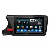 Wholesale Honda City 2015 Car GPS Navigator In Dash Multimedia Radio Receivers from china suppliers