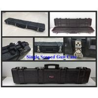 Quality Black 1220 Hard Single Scoped Gun Rifle Case for sale