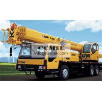 Buy cheap QY25K5-I Truck Crane With Max. Rated Total Lifting Capacity 25Ton from wholesalers