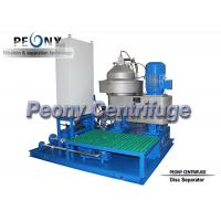 Wholesale Three Phase Fuel Oil Handling System , Vertical Laboratory Centrifuge from china suppliers