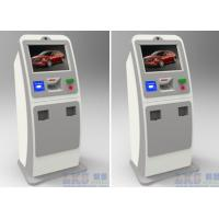 Wholesale Indoor SAW / IR / Capacitive Bill Payment Kiosk Anti-vandal With QR Scanner from china suppliers