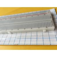Wholesale ABS Material Solderless Breadboard Kit One Distribution Strip 20AWG - 29AWG from china suppliers