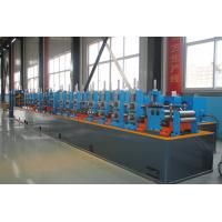 China Automatic Tube Mill Machine High Precision Worm Gearing Customized Design on sale