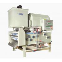 China Belt Filter Press for Sludge Thickening and Dewatering (HTAH-750) on sale