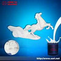 Quality Liquid Silicone rubber for gypsum molds for sale