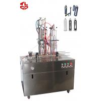 Wholesale Spray Can Bag On Valve Filling Machine, Aerosol Spray Filling Machine from china suppliers