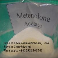 Wholesale Builds Lean Muscle Anabolic Raw Steroid Hormone Powder Methenolone Acetate from china suppliers