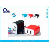 Wholesale Double Port Portable Wifi Plug Socket USB Wall Charger For Cellhone / Car from china suppliers