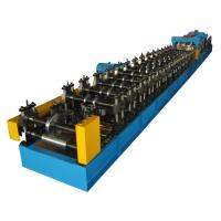 Wholesale 15-30m/min Forming Speed C Purlin Roll Forming Machine with Single / Double Head Uncoiler from china suppliers