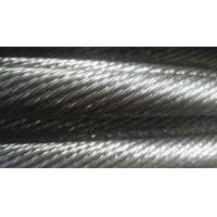 Quality 35W x K7 Rotation Resistant Compacted Crane Wire Rope for Offshore for sale