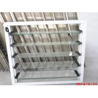 Wholesale 5MM Horizontal Bathroom Shutter Blinds / Bathroom Shutters Waterproof from china suppliers