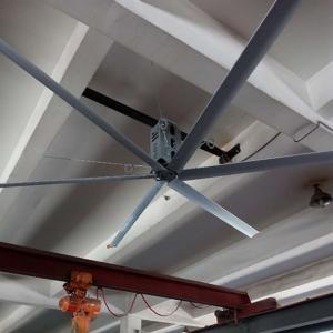 20ft Big Industrial Ceiling Fans Big Wind Large Ass 6 Blade Ceiling Fan