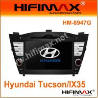 Buy cheap 7''Auto multimedia (DVB-T Optional)special for Hyundai Tucson/IX35(2009-2011) from wholesalers