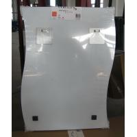 Wholesale 5mm Wave Decrative Mirror Glass 1500mm * 150mm , Bright Plate Glass Mirror Bright from china suppliers