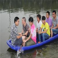 Wholesale Supply PE boat ,rotational moulding plastic fish kayak ,OEM rotomoulding plastic fish boat from china suppliers