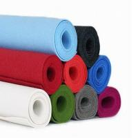 Wholesale polyester needle punched nonwoven felt for furniture from china suppliers
